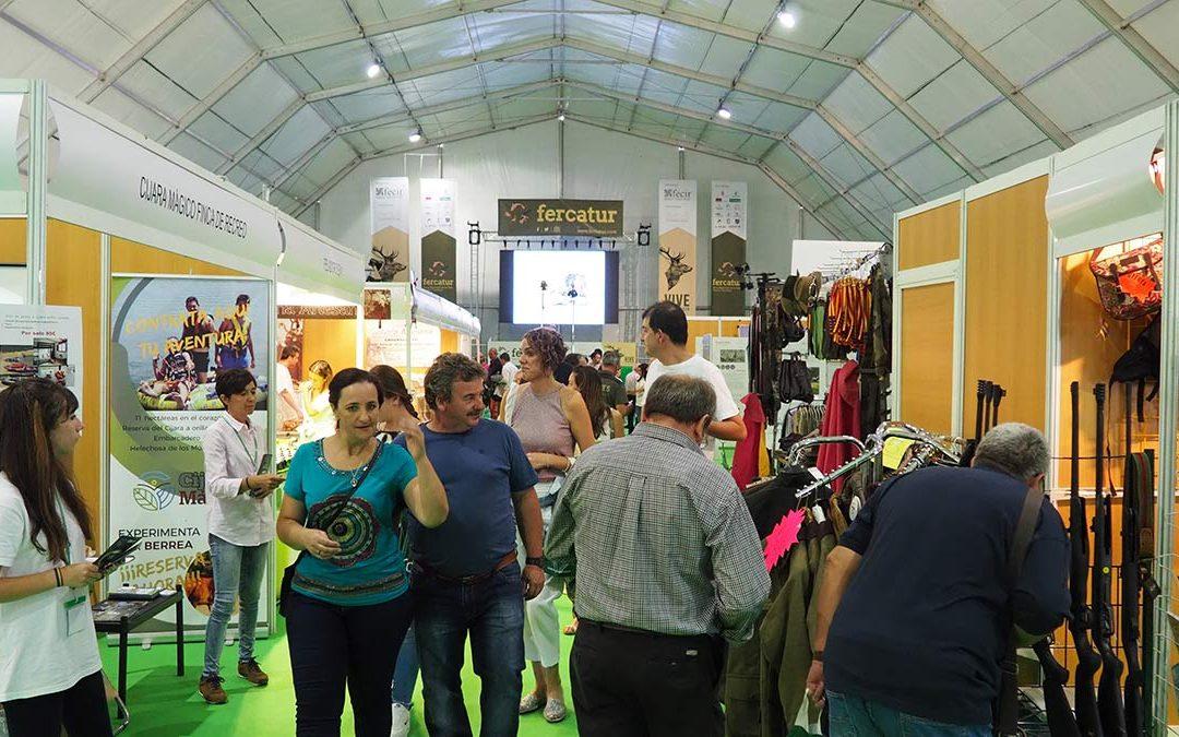 CERRAJERÍA RONCERO PRESENTE EN LA FERIA NACIONAL DE LA CAZA, PESCA Y TURISMO DE NATURALEZA (FERCATUR) 2020